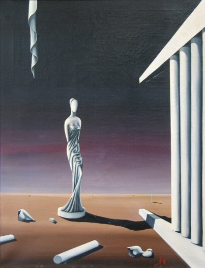 Jorge Noceda Sanchez Surrealism Art 1